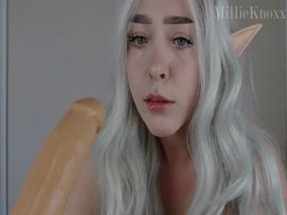 Смотреть порно видео молодых девушек, которые любят мастурбировать в попу