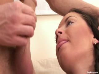 Порно видео с большими сиськами, которые ебут хуястые